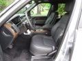 Ebony 2018 Land Rover Range Rover Interiors