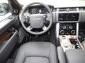 Ebony Dashboard Photo for 2018 Land Rover Range Rover #126779066