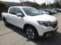 Front 3/4 View of 2018 Ridgeline RTL-E AWD