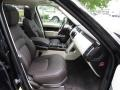 Espresso/Almond Front Seat Photo for 2018 Land Rover Range Rover #126780389