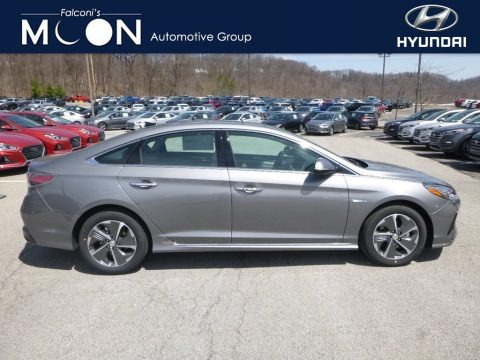 2018 Hyundai Sonata Hybrid Data, Info and Specs