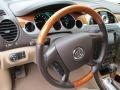 2008 Gold Mist Metallic Buick Enclave CXL AWD  photo #14
