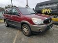 Cardinal Red Metallic 2005 Buick Rendezvous CXL