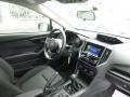 2018 Subaru Impreza Black Interior Dashboard Photo