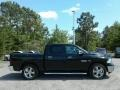 Brilliant Black Crystal Pearl - 1500 Big Horn Crew Cab Photo No. 6