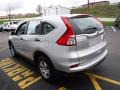 2015 Alabaster Silver Metallic Honda CR-V LX AWD  photo #6