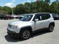Front 3/4 View of 2018 Renegade Limited