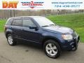 Deep Sea Blue Metallic 2010 Suzuki Grand Vitara Premium 4x4