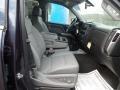 2018 Centennial Blue Metallic Chevrolet Silverado 1500 LTZ Crew Cab 4x4  photo #53