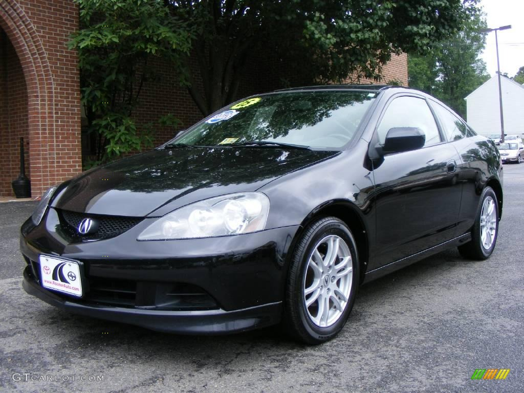 2005 Nighthawk Black Pearl Acura RSX Sports Coupe ...