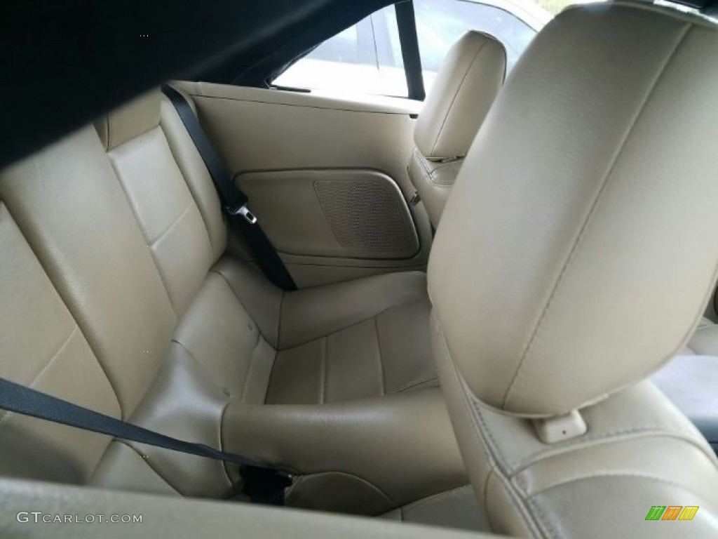 2007 Mustang V6 Premium Convertible - Performance White / Medium Parchment photo #2
