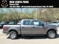 Stone Gray 2018 Ford F150 Gallery