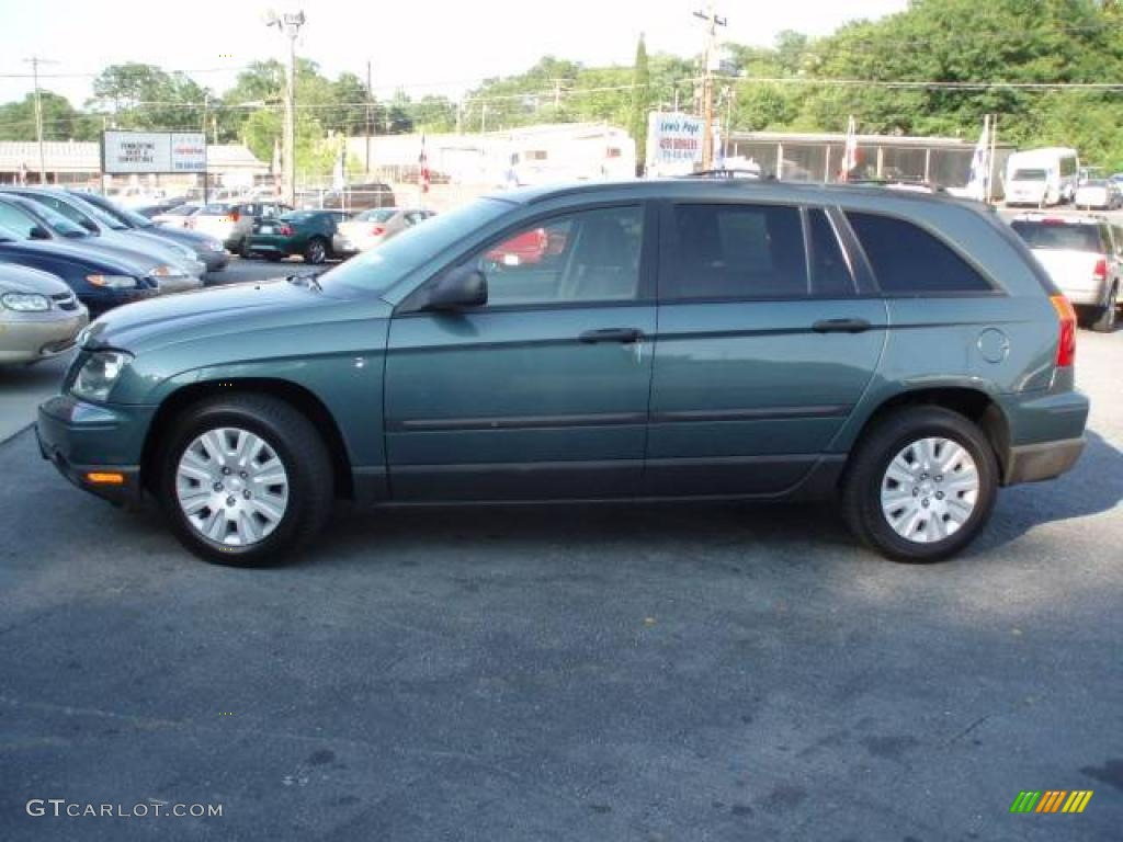 2006 pacifica magnesium green pearl light taupe photo 1. Cars Review. Best American Auto & Cars Review