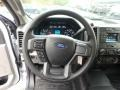 Earth Gray Steering Wheel Photo for 2018 Ford F350 Super Duty #126986123