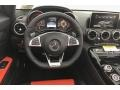 Dashboard of 2018 AMG GT Roadster