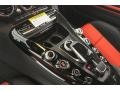 Controls of 2018 AMG GT Roadster