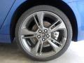 2018 Lightning Blue Ford Fusion Sport AWD  photo #5