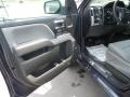 2018 Centennial Blue Metallic Chevrolet Silverado 1500 LTZ Crew Cab 4x4  photo #16