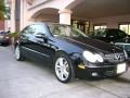 Obsidian Black Metallic 2006 Mercedes-Benz CLK Gallery