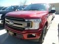 Ruby Red 2018 Ford F150 Gallery