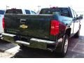 2018 Graphite Metallic Chevrolet Silverado 1500 LT Double Cab 4x4  photo #2