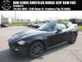 Nero Cinema Jet Black 2018 Fiat 124 Spider Abarth Roadster