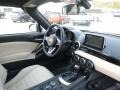 Dashboard of 2018 124 Spider Lusso Roadster