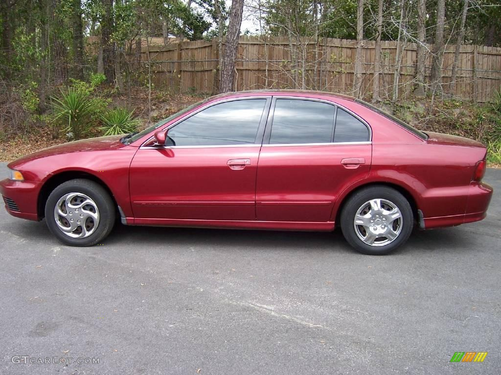2002 patriot red pearl mitsubishi galant es 12685139 photo 2 gtcarlot com car color galleries gtcarlot com