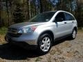 2009 Alabaster Silver Metallic Honda CR-V EX 4WD  photo #1