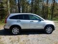 2009 Alabaster Silver Metallic Honda CR-V EX 4WD  photo #4