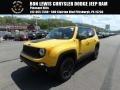Solar Yellow - Renegade Trailhawk 4x4 Photo No. 1