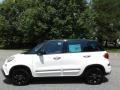 White (Bianco) 2018 Fiat 500L Trekking