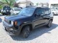 2018 Black Jeep Renegade Latitude 4x4  photo #8