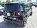 2018 Black Jeep Renegade Latitude 4x4  photo #12