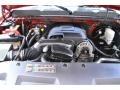 2007 Victory Red Chevrolet Silverado 1500 LT Crew Cab 4x4  photo #27