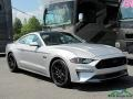 2018 Ingot Silver Ford Mustang GT Premium Fastback  photo #7