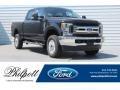 Shadow Black 2018 Ford F250 Super Duty Gallery
