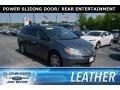 Polished Metal Metallic 2013 Honda Odyssey EX-L