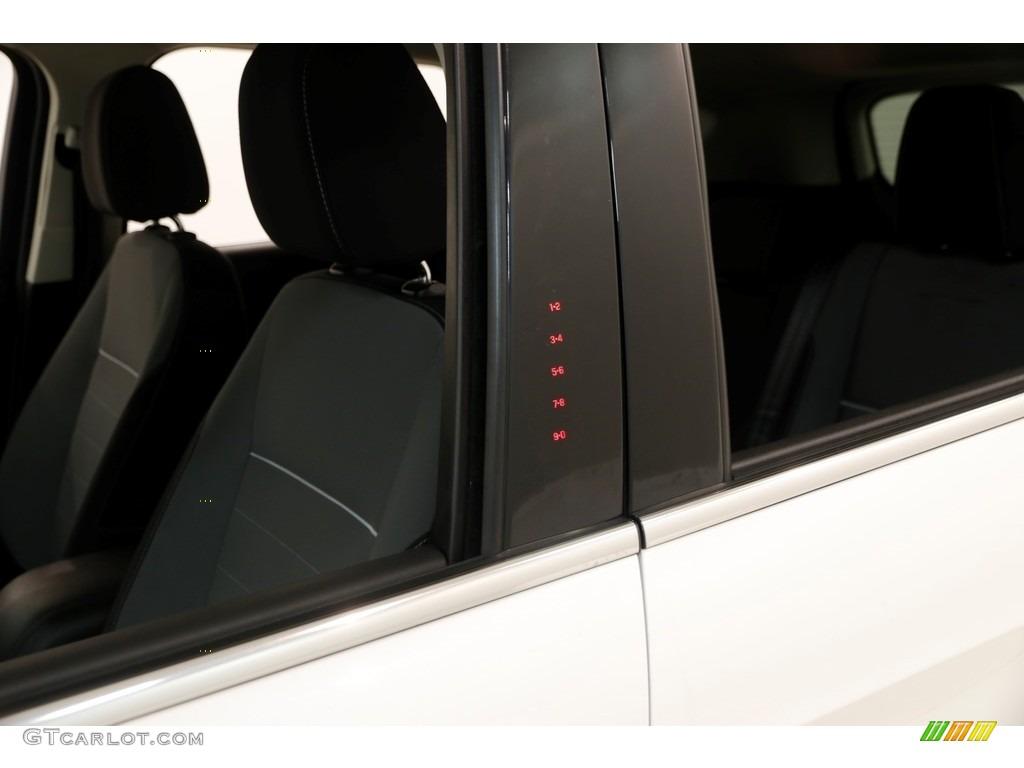 2014 Escape SE 1.6L EcoBoost 4WD - White Platinum / Charcoal Black photo #4