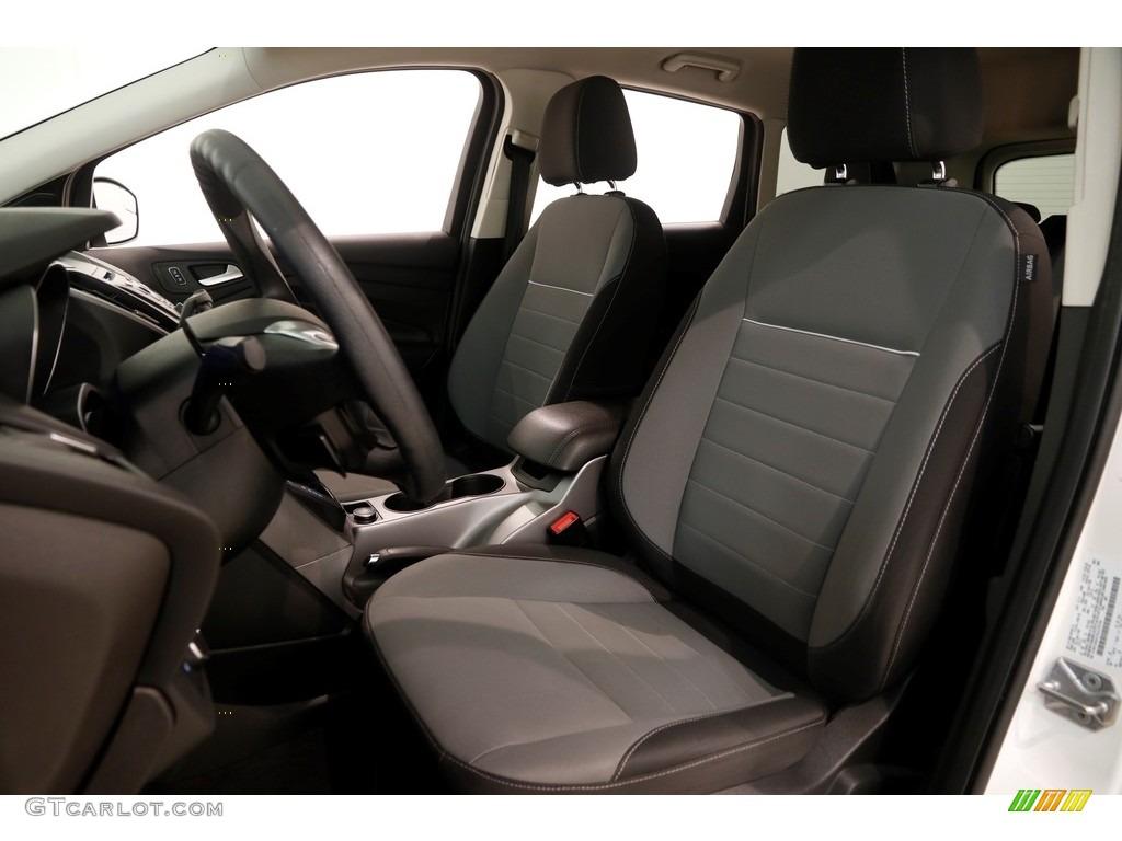 2014 Escape SE 1.6L EcoBoost 4WD - White Platinum / Charcoal Black photo #6