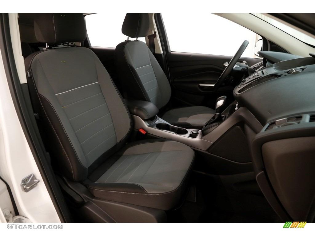 2014 Escape SE 1.6L EcoBoost 4WD - White Platinum / Charcoal Black photo #15