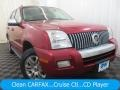 Vivid Red Metallic 2006 Mercury Mountaineer Premier AWD