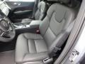 Front Seat of 2018 XC60 T5 AWD Momentum
