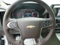 2018 Chevrolet Silverado 1500 Cocoa Dune Interior Steering Wheel Photo