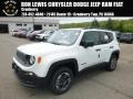 Alpine White 2018 Jeep Renegade Sport 4x4