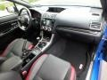 Carbon Black Interior Photo for 2016 Subaru WRX #127233841