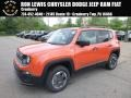 Omaha Orange 2018 Jeep Renegade Sport 4x4