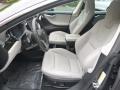 2016 Model S 90D Gray Interior