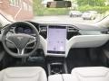 Dashboard of 2016 Model S 90D