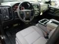 2018 Havana Metallic Chevrolet Silverado 1500 WT Double Cab 4x4  photo #7